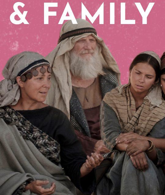 Ishmael & Family