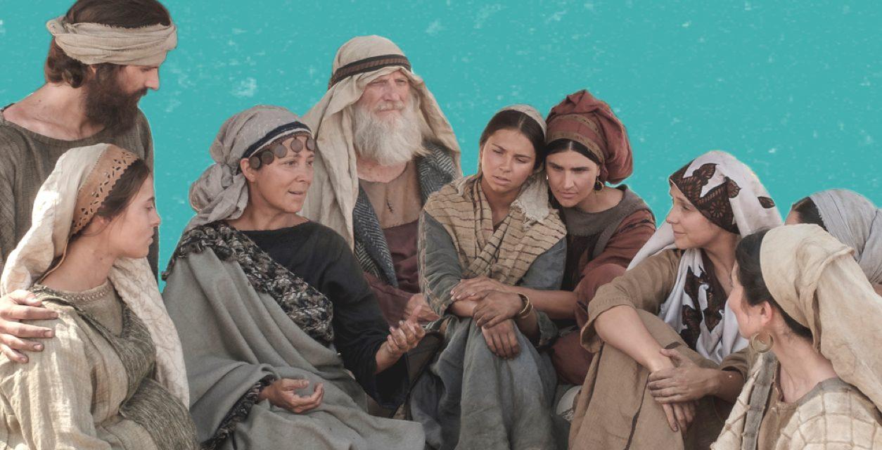 Ishmael's Family Joins Lehi's Family